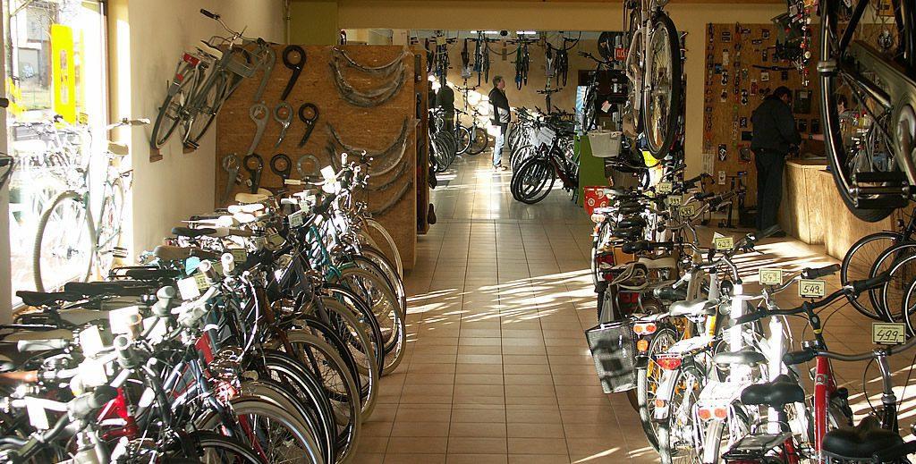 Fahrrad-Goyn Verkauf - Fahrräder aus Lübbenau