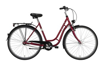 Excelsior Touring ND Dame rot