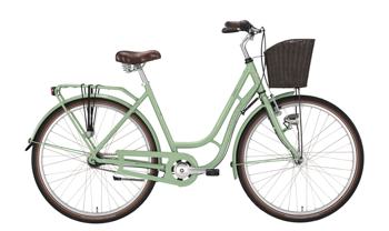 Excelsior Swan Retro ND (3 Gang) pale green - 28 Zoll
