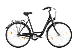 Excelsior Road Cruiser ND schwarz