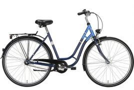 Excelsior Touring ND Dame 3 Gang opalblue/bossblue