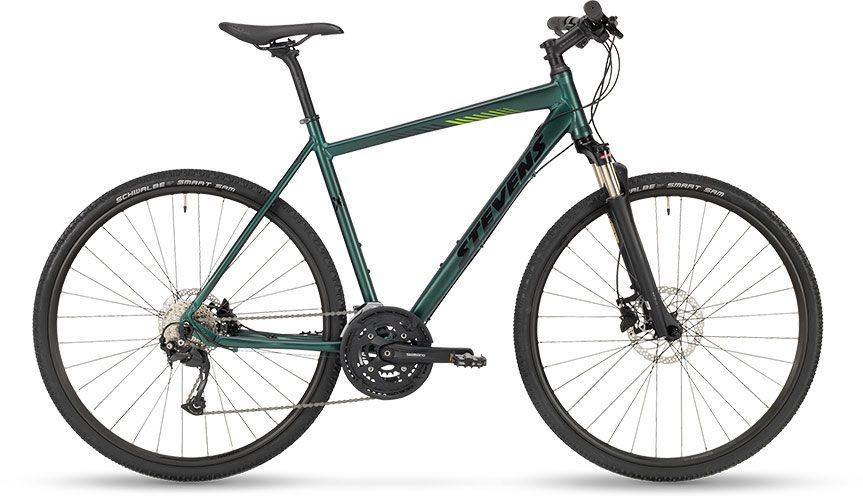 Stevens 5X Gent (2021) deep green - 28 Zoll