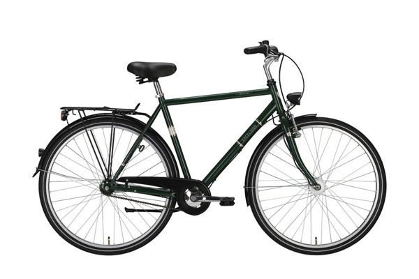 Excelsior Touring ND (3 Gang) grün metallic - Herren 28 Zoll