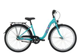 Noxon Aurora ND 2020 turquoise blue 26 Zoll