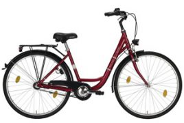 Excelsior Road Cruiser ND 2020 racing red