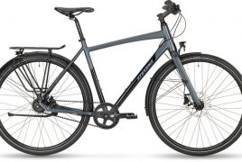 Stevens Courier Luxe Gent (2020) granite grey - 28 Zoll
