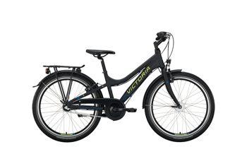 Victoria Pro 5.3 2021 deep black matt green 24 Zoll