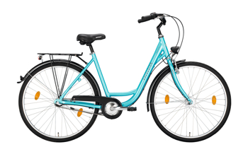 Excelsior Road Cruiser ND turquoise blue 28 Zoll