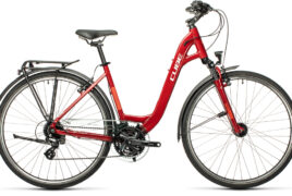 Cube Touring 2021 darkred'n'grey Easy Entry 28 Zoll