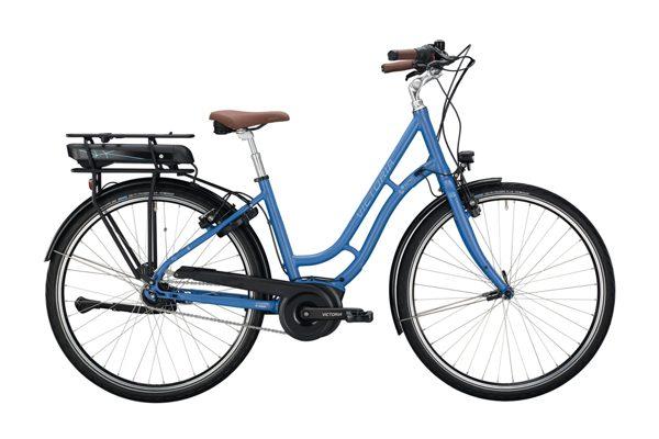 Victoria eRetro 5.8 2020 brillant blue matt grey 28 Zoll