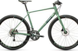 Cube SL Road Pro (2021) greygreen'n'green - 28 Zoll