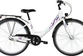 BBF Outrider (3 Gang) weiß - 26 Zoll Mädchenrad