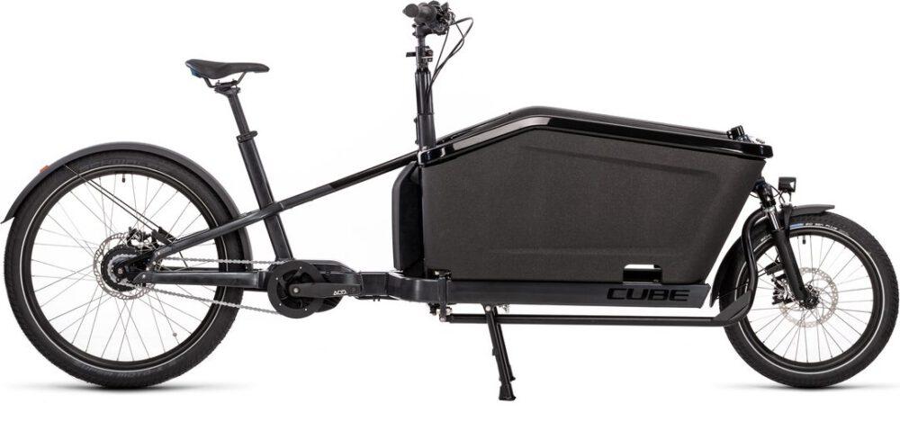 Cube Cargo Hybrid (2021) iridium'n'black