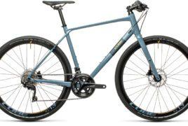 Cube SL Road Race (2021) blue'n'orange - 28 Zoll
